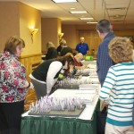 2014 Fall Conference Registration Table